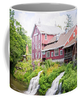 Mill Water Falls Hdr Coffee Mug