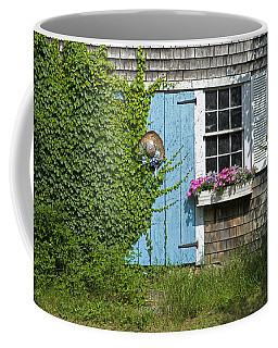 Millway Scene In Barnstable Coffee Mug