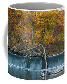 Miller's Dam Pano Coffee Mug