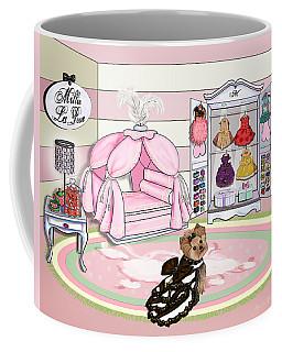 Millie Larue's French Room Coffee Mug