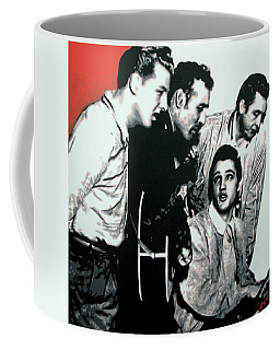 Million Dollar Quartet Coffee Mug