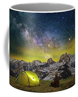 Million Star Hotel Coffee Mug
