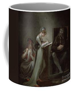Milton Dictating To His Daughter Coffee Mug