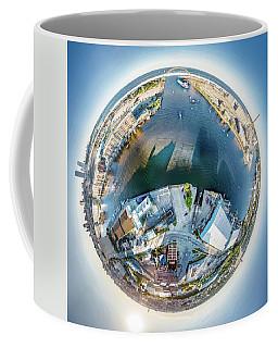 Coffee Mug featuring the photograph Milwaukee And Kk Rivers by Randy Scherkenbach