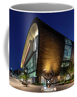 Milwaukee Bucks Coffee Mug