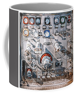 Milwaukee Fire Department Engine 27 Coffee Mug