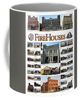 Milwaukee Fire Houses Coffee Mug
