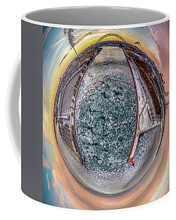 Milwaukee River Little Planet Coffee Mug