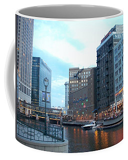 Milwaukee River Walk Coffee Mug