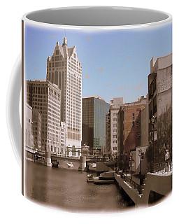 Milwaukee Riverwalk Coffee Mug