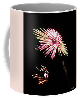 Mimosa Garnish Coffee Mug