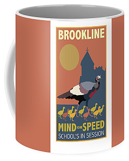 Mind Your Speed Coffee Mug