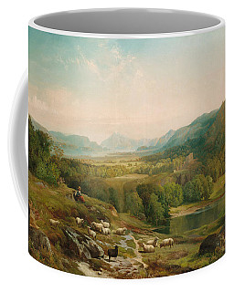 Minding The Flock Coffee Mug
