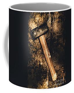 Mine Shaft Mallet Coffee Mug
