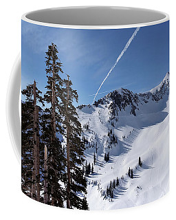 Mineral Basin Coffee Mug by Jim Hill