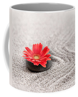Mineral Flower Coffee Mug by Delphimages Photo Creations