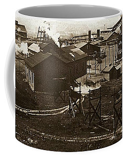Mineral Springs Colliery Parsons Gravel Hill Scranton Patch Area Of Wilkes Barre Pa 1913 Coffee Mug