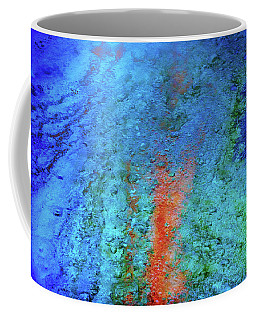 Mineral Stream Coffee Mug