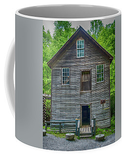 Mingus Mill Front View Coffee Mug