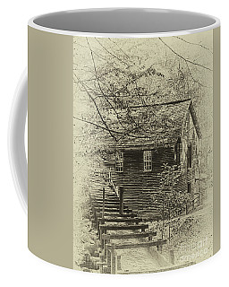 Mingus Mill In Sepia Coffee Mug