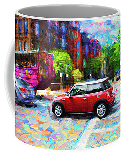 Mini Cooper Series 3 Coffee Mug