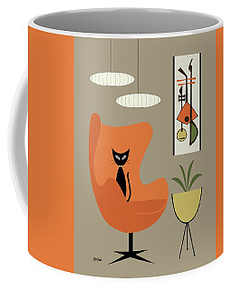 Coffee Mug featuring the digital art Mini Gravel Art 2 by Donna Mibus