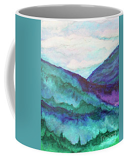 Mini Mountains Majesty Coffee Mug