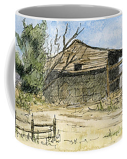 Mini No 1 Old Hay Shed Coffee Mug