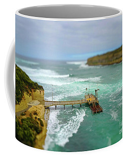 Miniature Jetty Coffee Mug