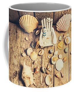 Miniature Sea Escape Coffee Mug