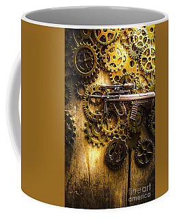 Miniature Steyr Aug A1 Coffee Mug