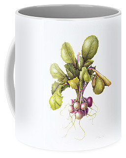Miniature Turnips Coffee Mug