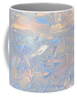 Coffee Mug featuring the painting Minimal 11 by James W Johnson