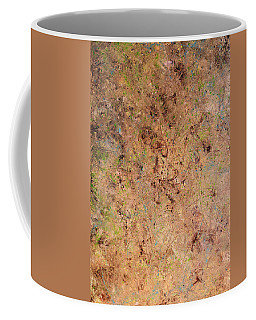 Coffee Mug featuring the painting Minimal 7 by James W Johnson