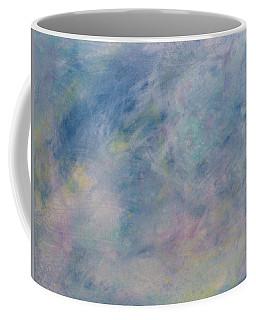 Coffee Mug featuring the painting Minimal 9 by James W Johnson