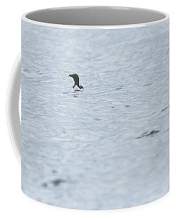 Minimal Guillemot Coffee Mug