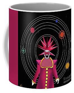 Minimal Space  Coffee Mug