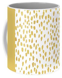 Minimalist Is Gold Coffee Mug
