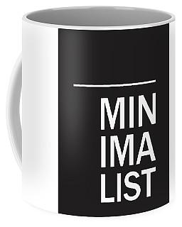 Minimalist Poster Coffee Mug