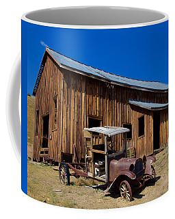Mining Relic Coffee Mug