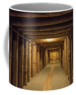 Mining Tunnel Coffee Mug