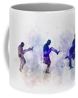 Ministry Of Silly Walks Coffee Mug