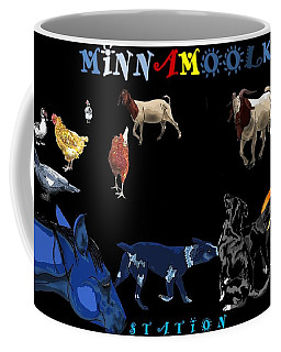 Minnamoolka Station Coffee Mug