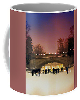 Minneapolis Loppet At Night Coffee Mug