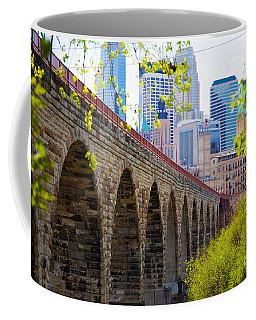 Minneapolis Stone Arch Bridge Photography Seminar Coffee Mug