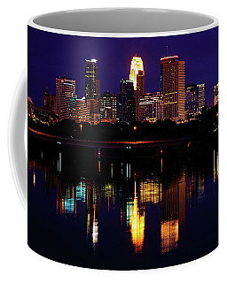 Minneapolis Twilight Coffee Mug