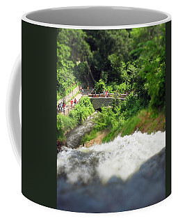 Minnehaha Falls From Above Coffee Mug
