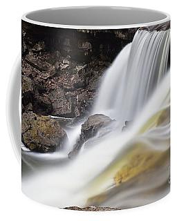 Minneopa Falls Closeup Coffee Mug