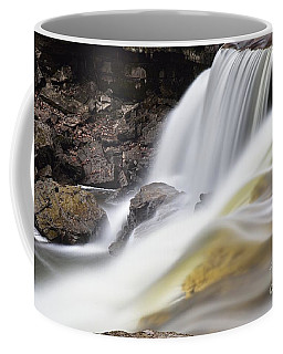 Minneopa Falls Closeup Coffee Mug
