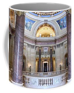 Minnesota House Doors Coffee Mug